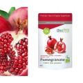Pomegranate Raw Bio, Granada Polvo Biológica 200gr. BIOTONA