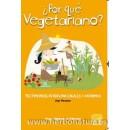 ¿Por qué Vegetariano? Libro, Ana Moreno MUNDO VEGETARIANO