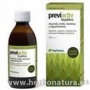 Previactiv Hepático, alcachofa, boldo, vitaminas y oligoelementos 250ml. HERBORA