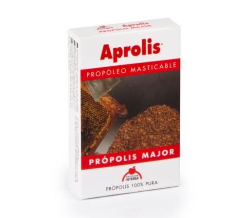 Propóleo Puro Masticable Própolis Major Aprolis 10gr. INTERSA