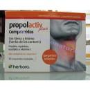 Propolactiv Plus Erísimo, propóleo, equinacea y vitamina C 30 comprimidos masticables HERBORA
