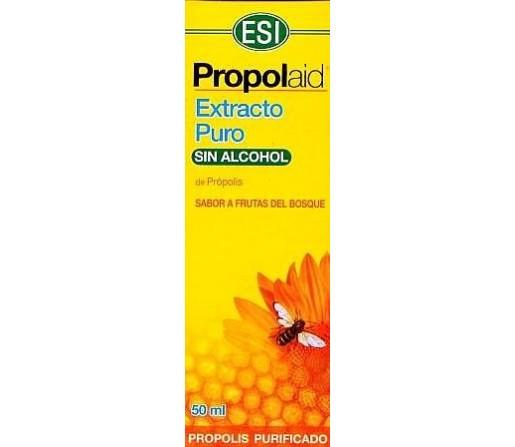 Propolaid Extracto propoleo sin alcohol sabor Frutas del Bosque 50ml. ESI