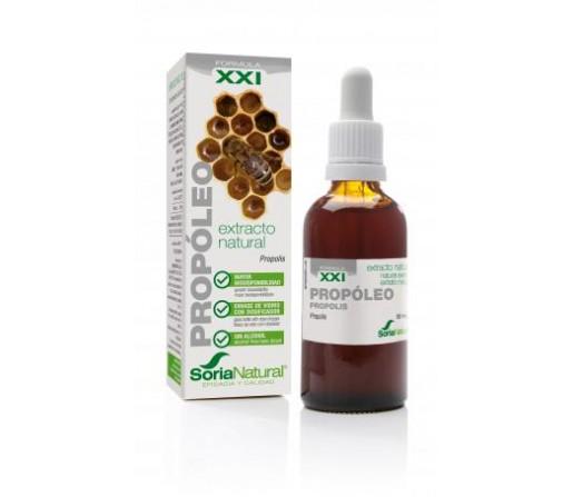 Propóleo Extracto Natural sin alcohol 50ml. SORIA NATURAL