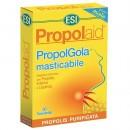Propolgola, Propolaid con miel, Propoleo, Erisimo, Regaliz 30 comprimidos masticables ESI