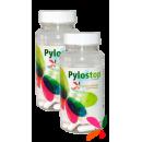 Pylostop Helicobacter Pylori, Pylopass, Lactobacillus Reuteri, Calcio, magnesio 60 cápsulas MUNDONATURAL