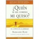 ¿Quién se ha comido mi queso? Libro, Rowland Rose EDICIONES i en Herbonatura.es