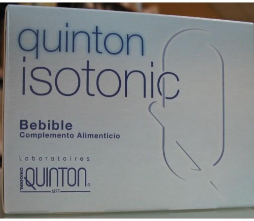 Quinton Isotonic Agua de Mar 24 ampollas QUINTON LABORATOIRES