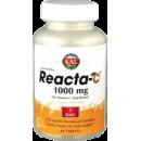 Reacta C 1000mg. Vitamina C no ácida Ascorbato Cálcico 60 comprimidos KAL SOLARAY en Herbonatura.es