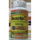 Reacta C 500mg. Ascorbato Cálcico 60 cápsulas SOLARAY en Herbonatura.es