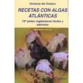 Recetas con Algas Atlánticas, 107 platos vegetarianos fáciles y sabrosos Libro, Maria Niubó Caselles ALGAMAR