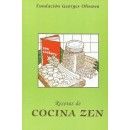 Recetas de Cocina Zen Libro, Fundación Georges Ohsawa PUBLICACIONES GEA en Herbonatura.es