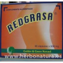Redgrasa 90 cápsulas GOLDEN & GREEN NATURAL