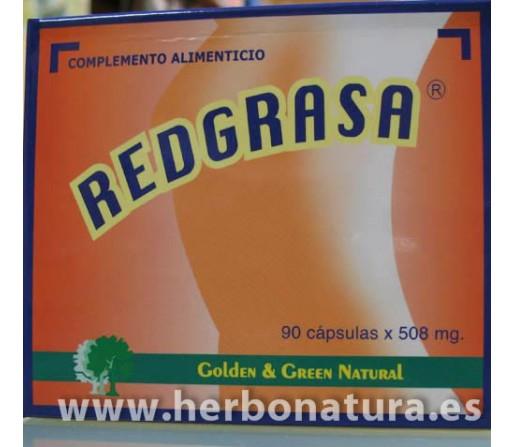 Redgrasa 90 cápsulas GOLDEN & GREEN NATURAL