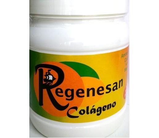 Regenesan Colágeno, Glicina, lisina, msm... 500gr. CITRIC DIET
