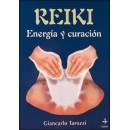 Reiki Energía y curación Libro, Giancarlo Tarozzi EDAF en Herbonatura.es