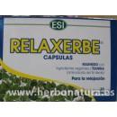 Relaxerbe para la relajación 30 cápsulas ESI en Herbonatura.es