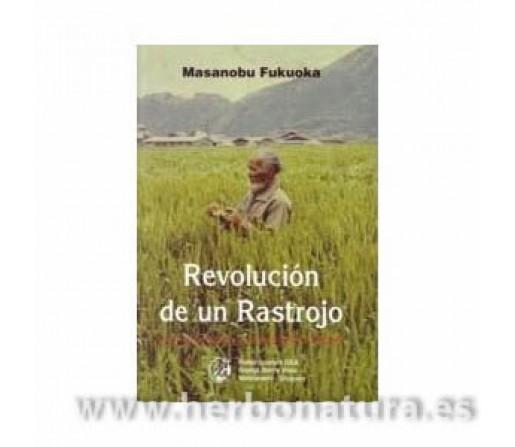 Revolución de un Rastrojo Libro, Masanobu Fukuoka GEA