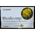 Rhodicomp, antiguo Vitalcaps Vigorizante 4 cápsulas NATURAL VITA