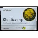 Rhodicomp, antiguo Vitalcaps Vigorizante 4 cápsulas NATURAL VITA en Herbonatura.es