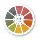 Rollo Papel de pH 5 metros de Alta Precisión  YOUNG PHOREVER en Herbonatura.es