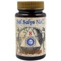 Sal, Salys NaCl número 8 Schussler Regulación de líquidos, 60 comprimidos JELLYBELL