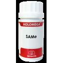 Holomega SAMe S-Adenosil-L-Metionina 50 cápsulas EQUISALUD en Herbonatura.es