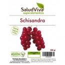 Schisandra Biológica Crudo 100gr. SALUD VIVA en Herbonatura.es