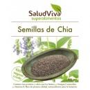 Chia Semillas Orgánicas y Crudas 250gr. Salud Viva SUPERALIMENTOS en Herbonatura.es