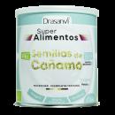 Semillas de Cañamo Peladas Biológicas Proteína, Aminoácidos y Omega 3-6-9, 200gr. DRASANVI en Herbonatura.es