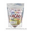Semillas de Cacao Crudas y Ecológicas de Perú 250gr. Mundo Arcoiris SUPERALIMENTOS