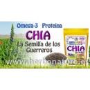 Chia Semillas Bolivia Cruda y 100% Natural 500gr. SUPERALIMENTOS en Herbonatura.es