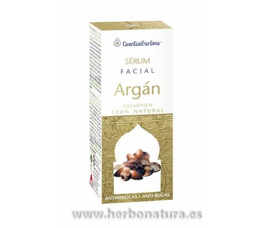 Sérun Facial Phytosérum Argán Antiarrugas 100% natural 15ml. ESENTIAL AROMS