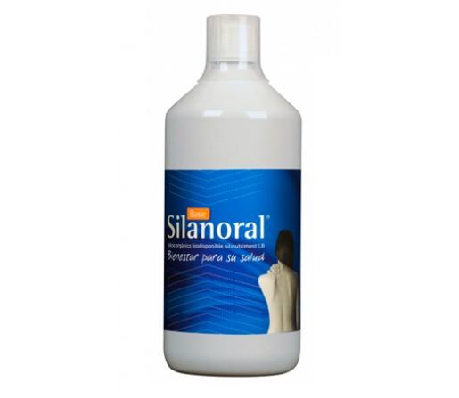 Silanoral Basic, Silicio Orgánico Biodisponible 1000ml. MCA