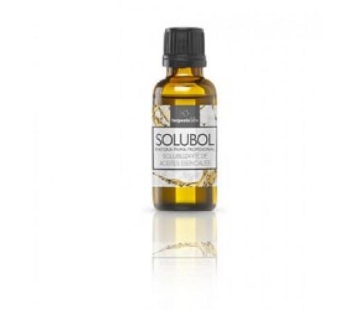 Solubol, Emulsionante natural para unir aguas y aceites, Grado alimentario 30ml. TERPENIC LABS