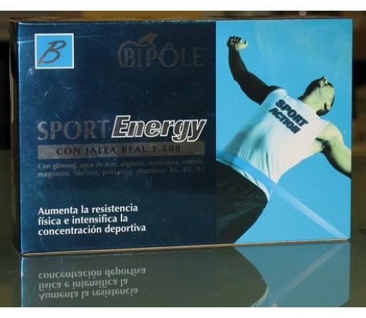 Sport Energy con jalea real 1500 Bipole INTERSA