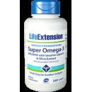 Super Omega 3 EPA, DHA con Lignanos de Sesamo 240 perlas LIFEEXTENSION en Herbonatura.es