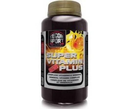 Super Vitamin Plus Multinutriente, vitaminas y minerales 100gr. TEGOR SPORT