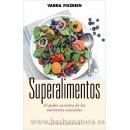 Superalimentos el poder curativo de los nutrientes esenciales Libro Varda Fiszbein OBELISCO en Herbonatura.es
