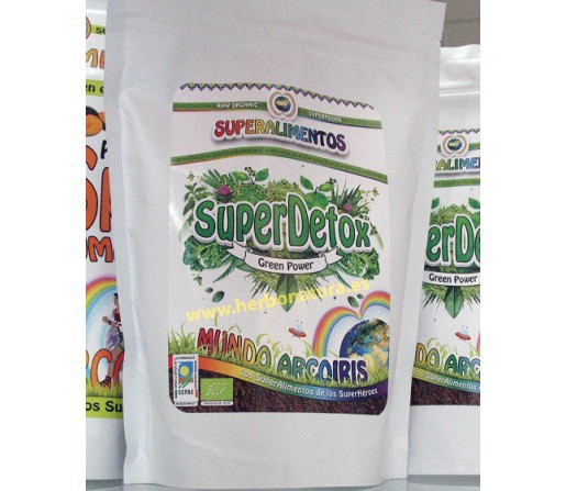 Superdetox Ecológico Superalimento 250gr. SUPERALIMENTOS