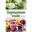 Superzumos Verdes Libro, Blanca Herp ROBIN BOOK en Herbonatura.es