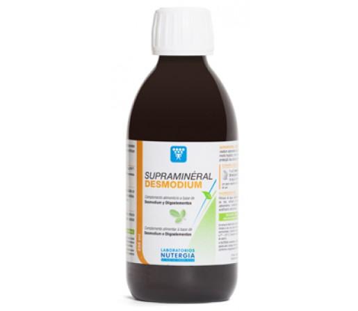 Supramineral Desmodium Hepático, Sistema Inmunitario 250ml. NUTERGIA