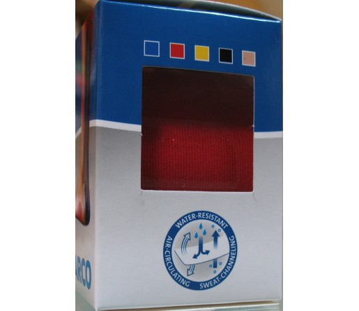 Darco Elastic Kinesio Tape Rojo 5cm x 5m. DARCO