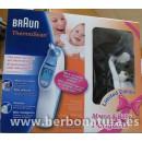 Termómetro de oído Preciso con peluche de regalo BRAUN 4520 en Herbonatura.es