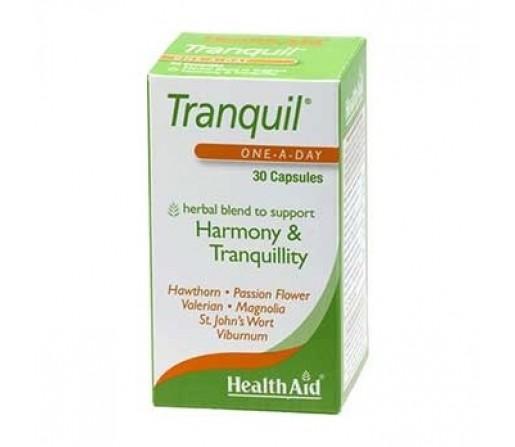 Tranquil Harmonía y Tranquilidad 30 cápsulas HEALTH AID