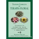Tratado Completo de Terapia Floral Libro, Susana Veilati EDAF