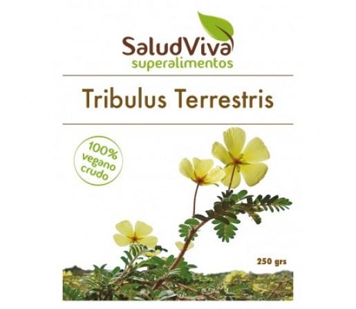 Tribulus Terrestris Orgánico Crudo 250gr. SALUD VIVA