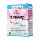 Triptófano Bicapa Be T Happy, Azafrán, Rhodiola, Ashwagandha Magnesio y B6 60 comprimidos DRASANVI en Herbonatura.es