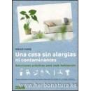 Una casa sin alergias ni contaminantes, soluciones prácticas para cada habitación Libro, Marcel Guedj OCEANO