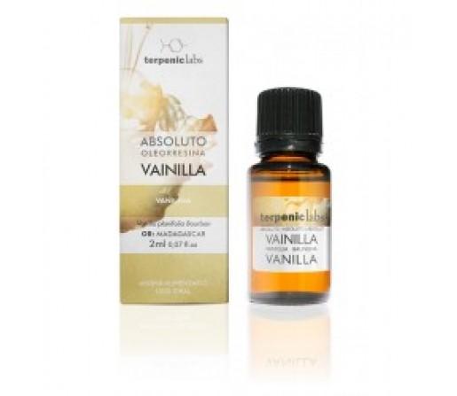 Absoluto Oleoresina Vainilla (Vanilla planifolia bourbon) 2ml. TERPENIC LABS