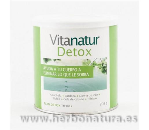 Vitanatur Detox Depurativo 200gr. DIAFARM